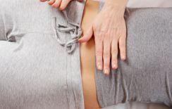 Istock stram acpuressure digestion